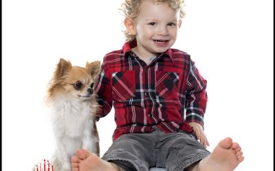 What our youngest had in common with a little Chihuahua