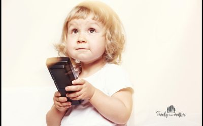 Children and Technology – should we even try to stop it?